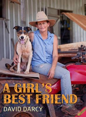 David Darcy A Girl's Best Friend book cover