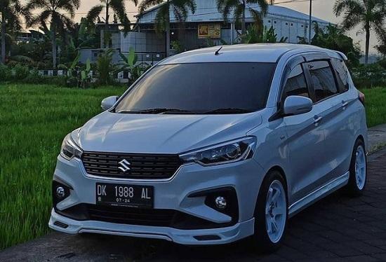 Harga Suzuki Ertiga New