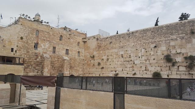 Mur des Lamentations, Jérusalem, Israel