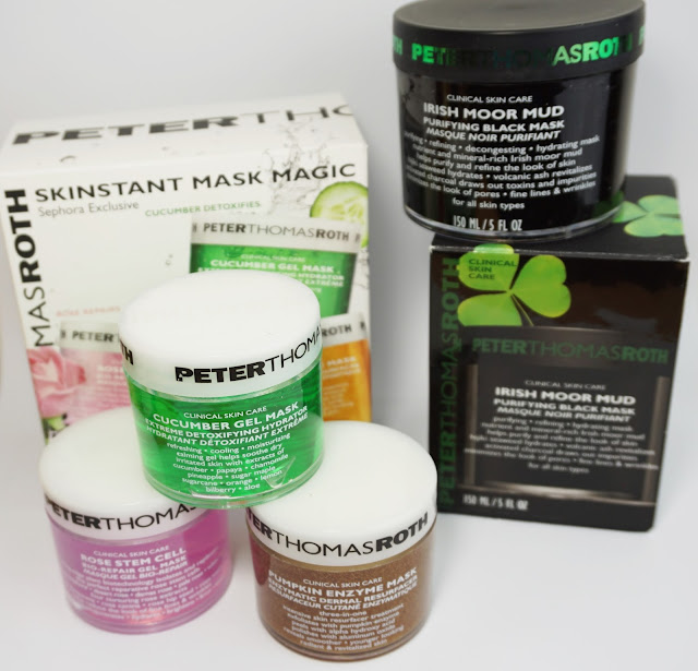 Souvenirs & Beauty-Haul aus DUBAI, Peter Thomas Roth Masken