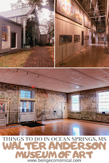 The Walter Anderson Museum   Top Family Friendly Destinations In Ocean Springs, Mississippi