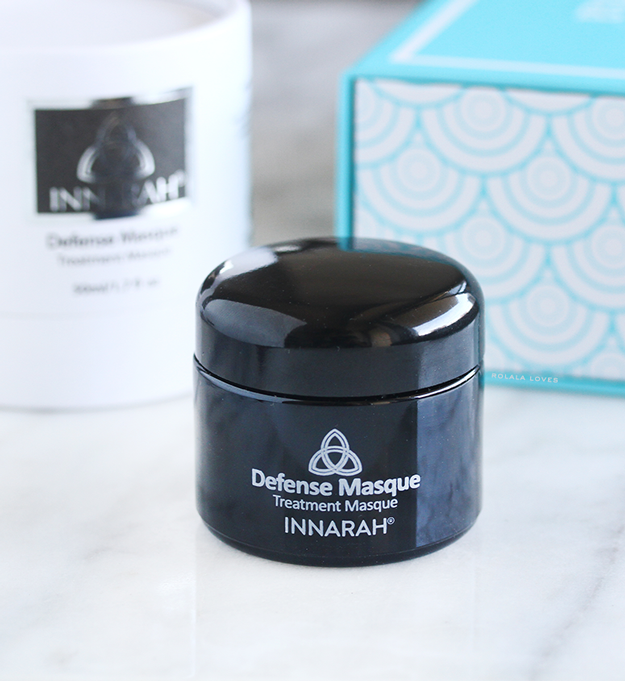 Innarah Defense Masque, Innarah Defense Masque Review, Innarah Review, Facial Mask Review, Natural Face Mask