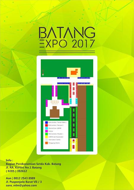Batang Expo 2017 | 29 September - 3 Oktober 2017 | Kabupaten Batang
