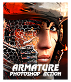 \  - arma - Quick Sketch Photoshop Action