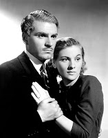 Rebecca (1940) Joan Fontaine and Laurence Olivier Image 3 (4)