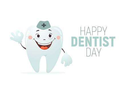 National Dentist's Day Wishes Images download