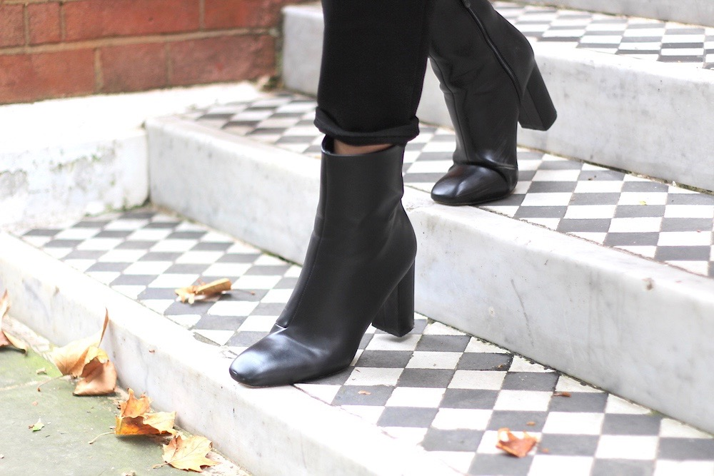 peexo style blogger public desire ankle boots