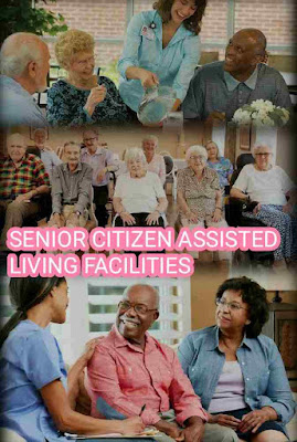 Senior Citizen Assisted Living Facilities, Assisted Living Facilities