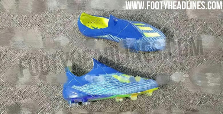 c6c19a5c0 Are The Leaked Laceless Next-Gen Adidas X 18+ 2018 World Cup Boots ...