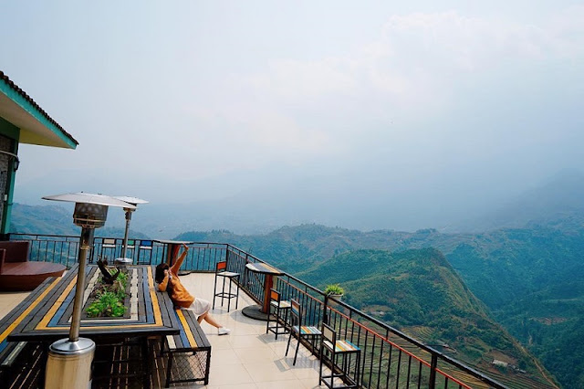 Top 5 most beautiful view cafes in Sapa