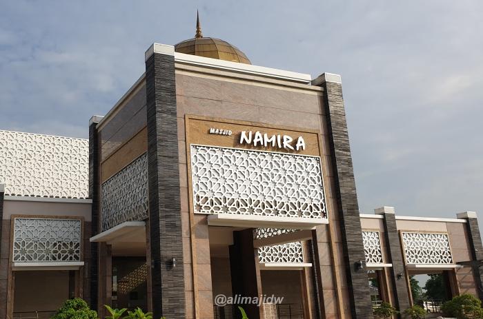 Lokasi Dan Alamat Masjid Namira Lamongan Jawa Timur Masjid