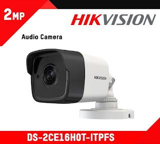 CCTV HIKVISION DS-2CE16H0T-ITPFS 3.6MM
