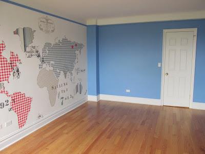 Affordable Wallpaper installation Brooklyn New York.
