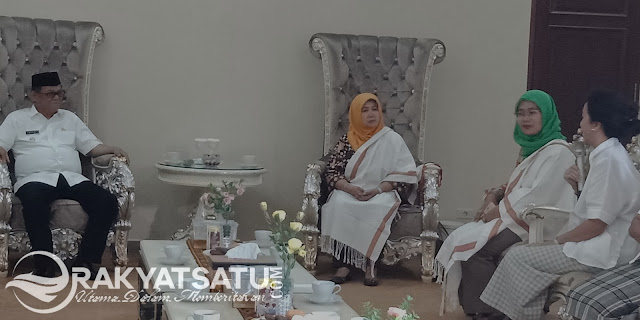 Sambangi Tana Toraja, Kemendes PDTT Akan Cek Lokasi Wisata Untuk Bangun Homestay