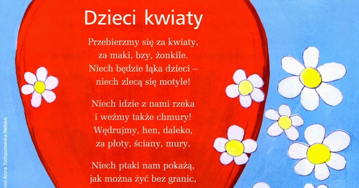 Tutaj Pisze Rafał Witek Wiersz Na Pierwszego Września