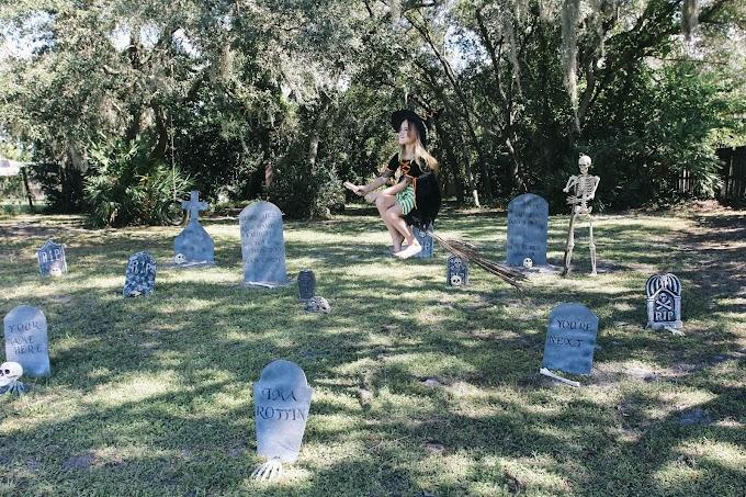 Creative Halloween Portraits for Children