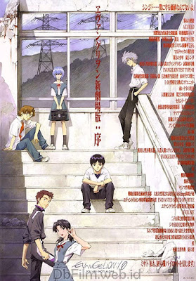 Sinopsis film Evangelion: 2.0 You Can (Not) Advance (2009)