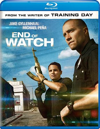 End of Watch 2012 BluRay 720p 480p Dual Audio In Hindi