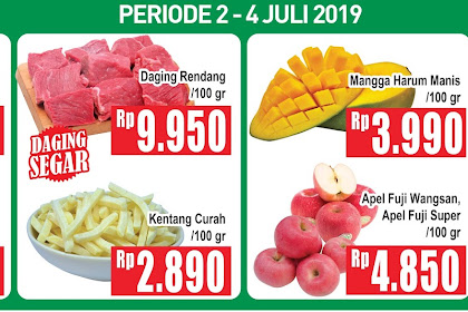 Banner Hypermarket PERIODE 2 - 4 JULI 2019