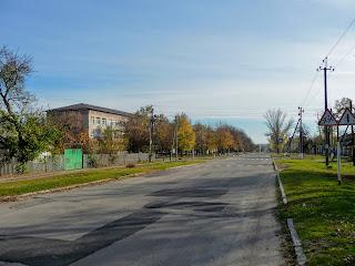 Васильківка. Вул. Соборна
