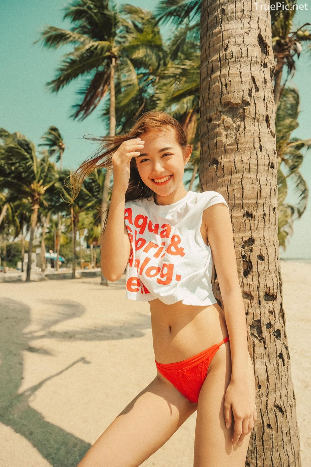 Image-Thailand-Cute Model-Pitcha-Srisattabuth-Feel-Like-Miami-TruePic.net- Picture-6