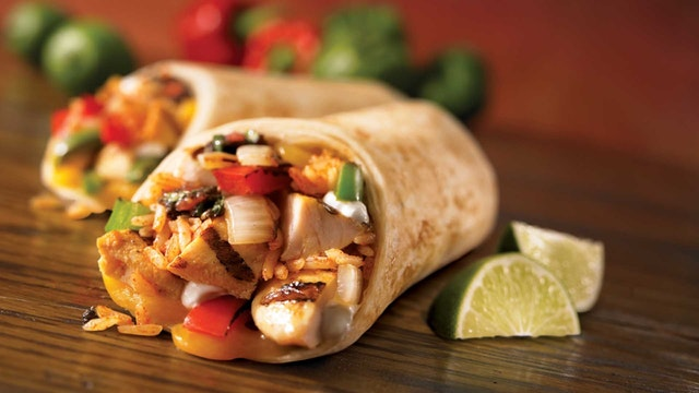 Burrito Chicken