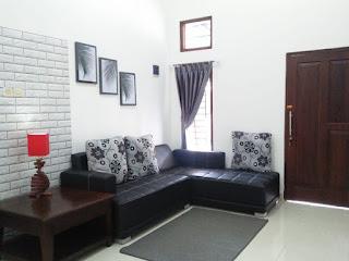 Sewa Rumah Harian di Jogja dekat UMY Full Furnish