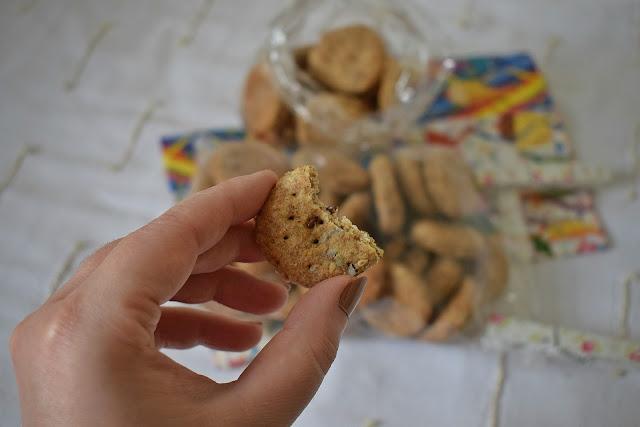 Krekeri od integralnog brašna