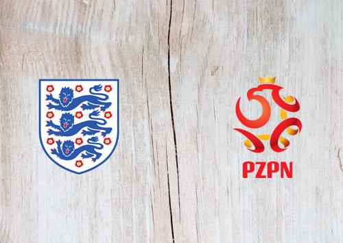 England vs Poland -Highlights 31 March 2021