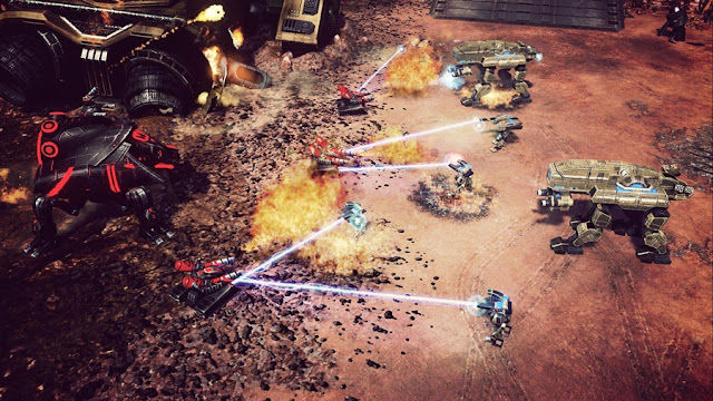 Command and Conquer 4 Tiberian Twilight Download Photo