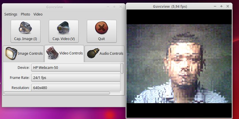 Guvcview, Aplikasi Pengambil Video dan Foto Webcam di Linux