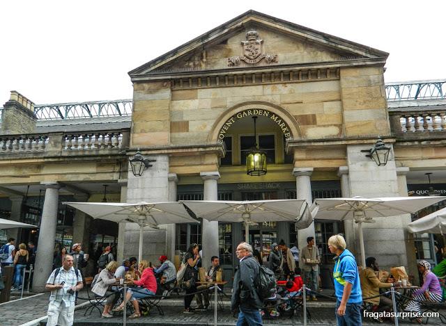 Mercado de Covent Garden, Londres