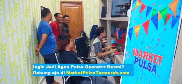 Ingin Jadi Agen Pulsa Operator Resmi, Simak Kiat-Kiatnya Disini