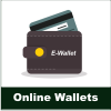 What is online wallets and how to use online wallets