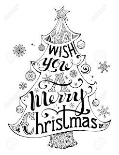 funny merry christmas clip art