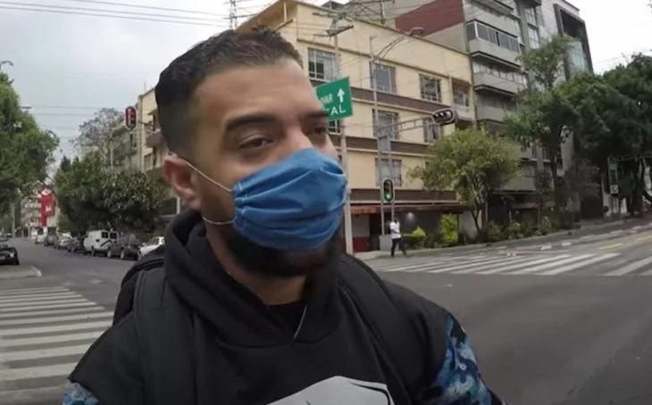 Denuncian a youtuber con Covid-19 que violó la cuarentena; podrían darle 10 años de cárcel