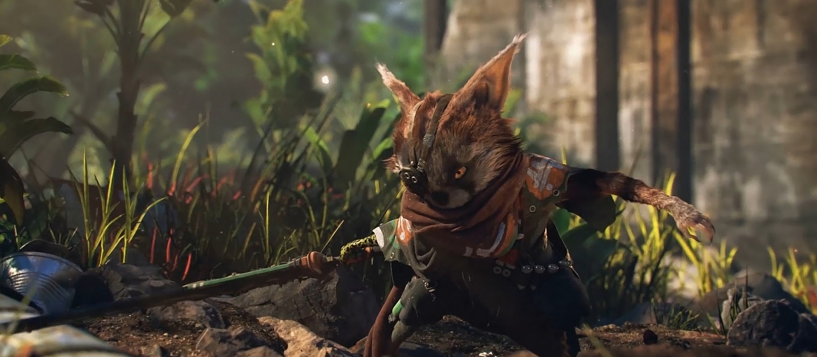 Will Biomutant be improved for PS4 Pro, PS5, Xbox One X and Xbox Series X / S