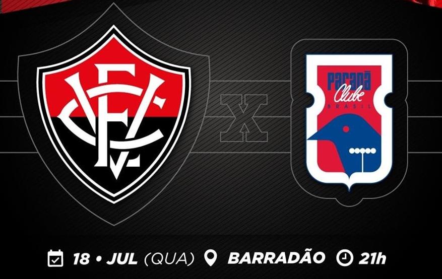 Vitória x Paraná ao vivo HD pelo Campeonato Brasileiro (18/07 as 21h00) 1