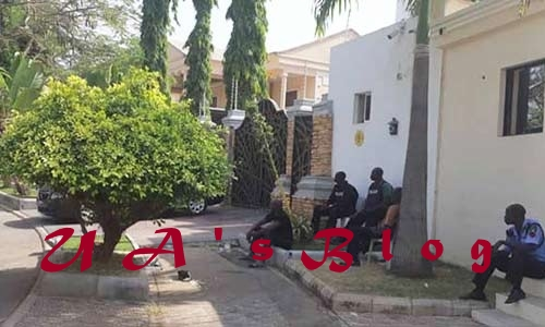 Legality Of The Siege At The Residence Of Senator Dino Maleye; By The Police By Stanley Imhanruor Esq