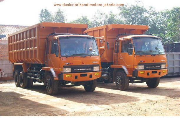 harga terbaik dump truk fuso 2019, harga mitsubishi fuso dump truk 2019