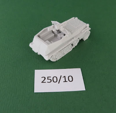 Sd Kfz 250/1 to 11 picture 22