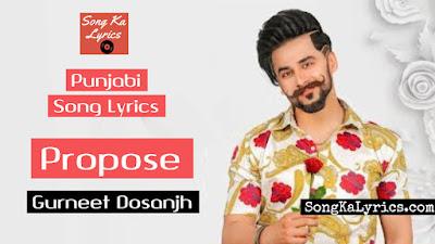 propose-lyrics