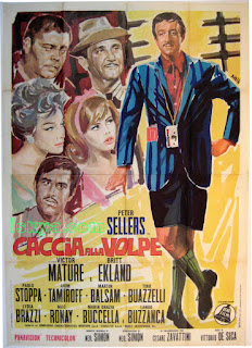 Watch After the Fox (Caccia alla volpe) (1966) movie free online