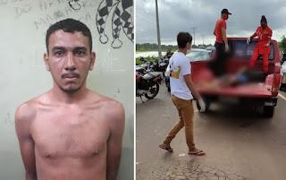 Líder de facção criminosa morre em confronto com a Polícia Militar do Maranhão