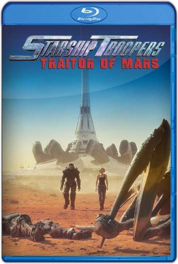 Starship Troopers: Traidor de Marte (2017) HD 1080p y 720p Latino