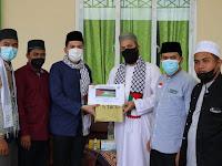 Ketua DPRD Serdang Bedagai bersama Yayasan Ummi Ayuni Peduli Palestina