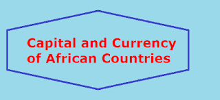 country capital currency