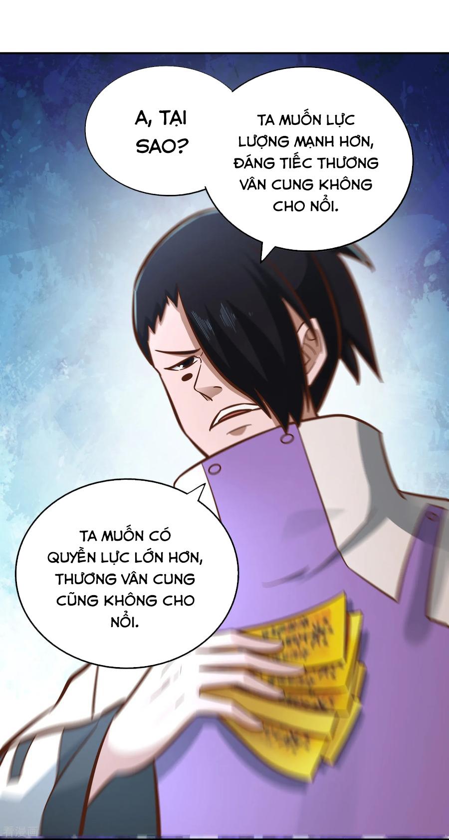 Võ Linh Kiếm Tôn chap 130 - Trang 8