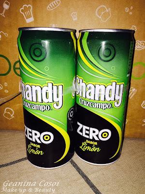 Shandy Zero Degustabox Enero 2016