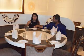 Deepika Kakkar at hotel lilac